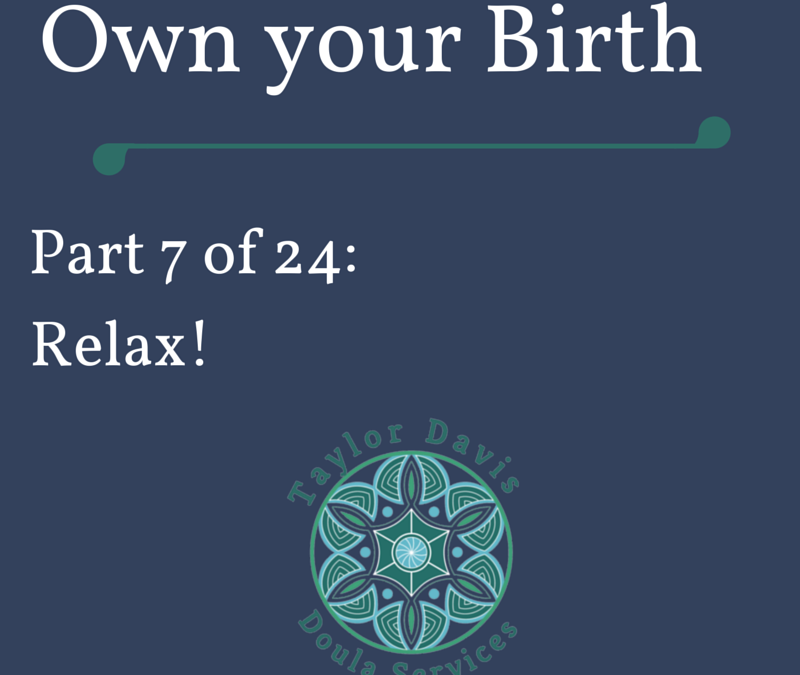 Relaxation Ideas for Pregnancy and Birth